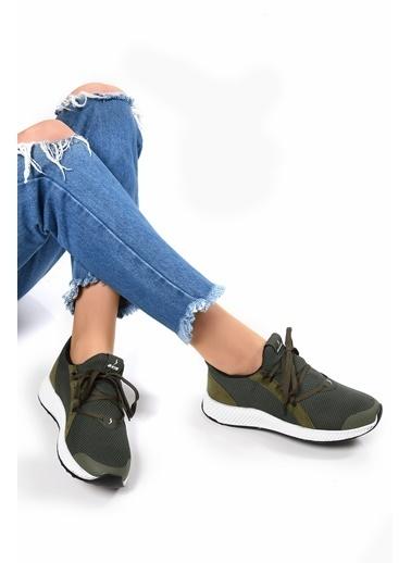 Sapin Sneakers Haki
